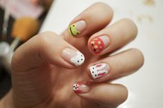 Tutorial: fluffy animal nails - Saara Sarvas | Lily.fi
