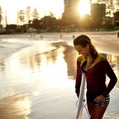 t's ON! The Women are in the water for Round 2 of the #ROXYpro.   Watch it LIVE here http://www.roxy.com/progoldcoast