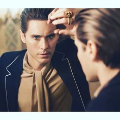 Jared Leto for Gucci Guilty  #JaredLeto #Gucci #GucciGuilty