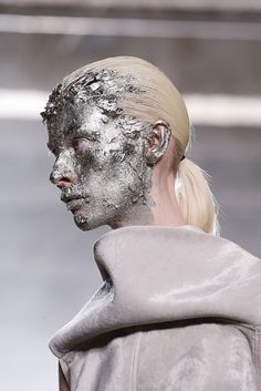 Rick Owens Fall 2015 Ready-to-Wear - Details - Gallery - Style.com