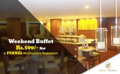 Delight your taste buds to amazing multi-cuisine delicacies at the Weekend Buffet at just Rs.599/- Nett. at Hotel Grand Residence, Porur, Chennai  www.hotelgrandresidence.com   reserve@hotelgrandresidence.com   044 2476 7611  #GrandResidence #GrandResidencePorur #Porur #Chennai #Hotel