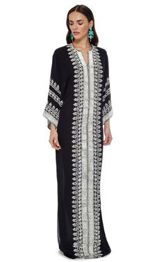 The Caftan Collection Special 2015 Look 24 on Moda Operandi