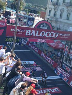 Giro d'Italia @giroditalia The winner! @SachaModolo! Il vincitore! @SachaModolo! #giro pic.twitter.com/cLYssv8DiT