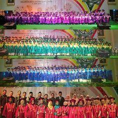 Perpustakaan Bunga Bangsa ƸӜƷ: Wisuda Akbar 2016 TK, SD, SMP dan SMA Islam Bunga ...