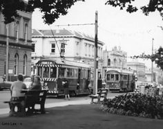 Amazing Pictures, Old Pictures, Old Photos, Melbourne Victoria, Victoria Australia, Brisbane City, Historic Houses, Urban Landscape, Vintage Photographs