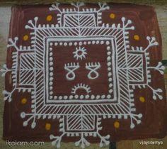 mandana designs for diwali - Google Search