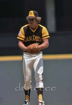 Randy Jones - San Diego Padres