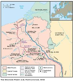 Ww1 map of trenches google search social studies pinterest wwi major battles in ww1 one major battle was the second battle of ypres in april 1915 gumiabroncs Images