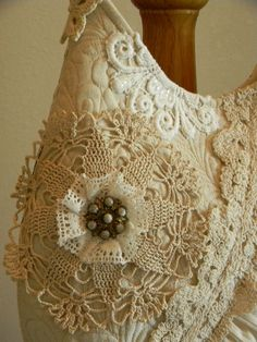 Boho Shabby style Shoulder Bag