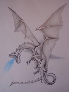 realistic_dragon_drawing_by_masteringanime-d5ztkk0.jpg (774×1032)