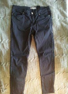 Kaufe meinen Artikel bei #Kleiderkreisel http://www.kleiderkreisel.de/damenmode/rohrenhosen/110485050-hm-logg-jeans-in-blau-gr42