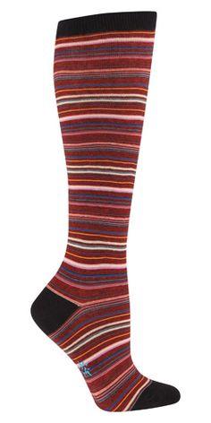 Sock It To Me Women/'s Knee High Socks Bryce T Striped