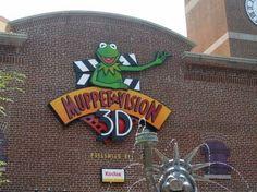 Muppets 3D vision