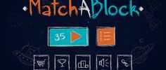 Continuum L.R's first mobile game, MatchABlock  for iOS & Android