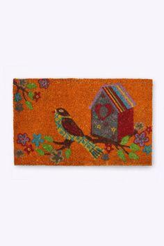 Cute Little Bird Doormat