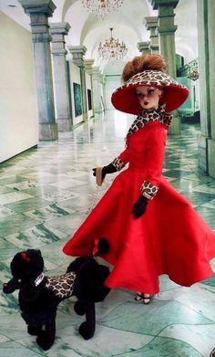 "OOAK Silkstone Vintage Barbie Handmade 12"" Fashion Royalty Poppy Parker / Mary   Dolls & Bears, Dolls, Barbie Contemporary (1973-Now)   eBay!"