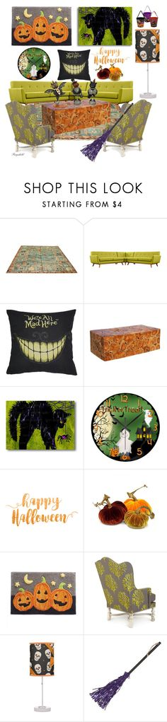 """""""Have a Great October Week Everybody🎃"""" by ragnh-mjos ❤ liked on Polyvore featuring interior, interiors, interior design, home, home decor, interior decorating and Massoud"""