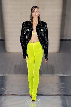 Runway Fashion, Fashion Outfits, Womens Fashion, London Fashion, High Fashion, David Koma, Capsule Outfits, Fashion Show Collection, Types Of Fashion Styles