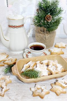 Cookie Time, Cookies, Table Decorations, Baking, Recipes, Crack Crackers, Biscuits, Bakken, Cookie Recipes