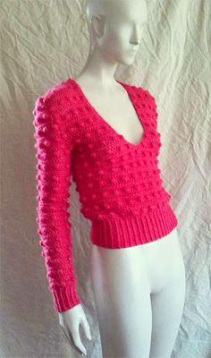 crochetmestres crochetmes3: Bodoques Rosas