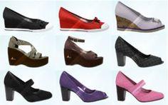 modelos de sapatos dijean