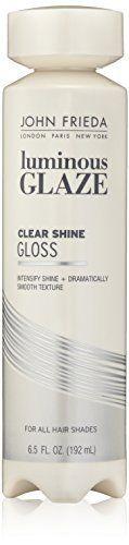 John Frieda Liquid Shine Clear Hair Glaze, 6.5 Fluid Ounce, http://www.amazon.com/dp/B0012UEJ1S/ref=cm_sw_r_pi_awdm_ZerGvb037JVA4