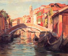 Venice by Duncan Grant, 1948