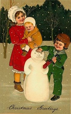 Free Images: ~Let There Be Love~ Free vintage Christmas images for you!