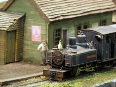 Model Trains   model train buildings: ho gauge model trains