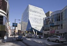 Ryerson University Student Learning Centre, Toronto, Canada