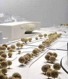 Bustler: Zaha Hadid & Delugan Meissl Assossiated Architects Win 'Darat King Abdullah II' Competition in Amman