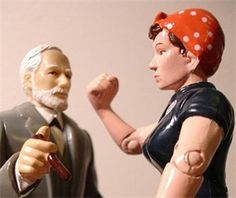 Rosie offers Sigmund Freud some of her own brand of psychoanalysis