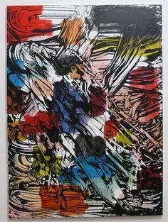 Judy Millar, 'Zoomzoom III', 2012 Nz Art, Art Basel Miami, Contemporary Paintings, 21st Century, Painting & Drawing, New Zealand, Artists, Abstract, Random