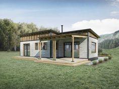 Truoba Mini 217 - Truoba House Plans