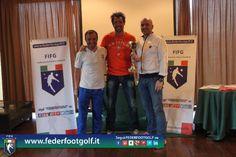 4° Tappa Nazionale Footgolf 2014 a Salice Terme (Pv), Paolo Parodi trionfa nel 1° Major italiano di Footgolf