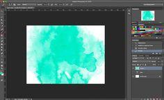 Photoshop---Effet-Aquarelle