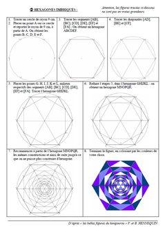 Un concours de géométrie permettant de tester les compétences des élèves de CM1…