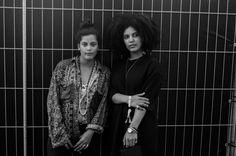 🌞 New free photo at Avopix.com - Greyscale Photo of 2 Woman Standing Behind Steel Bars    👉 https://avopix.com/photo/36704-greyscale-photo-of-2-woman-standing-behind-steel-bars    #caucasian #adult #people #attractive #man #avopix #free #photos #public #domain