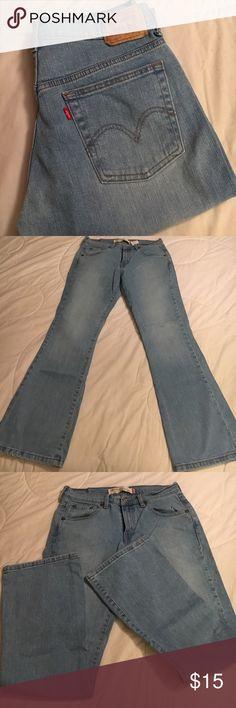 """Levi's 515 Nouveau Bootcut Jean Levi's 515 Nouveau Bootcut Jean with 30"""" Inseam Levi's Jeans Boot Cut"""