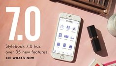 Stylebook Closet App: a closet and wardrobe fashion app for the iPhone, iPad and…