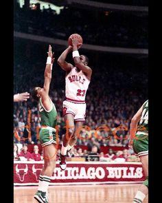 14766cc8002b69 Dennis Johnson - Boston Celtics and Michael Jordan Jordan Nike