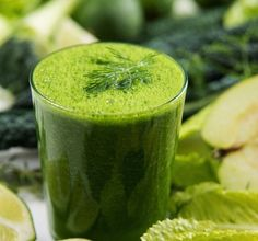 Green Smoothie: You've probably never had a green smoothie as good as this one filled with spinach, grapes, bananas and pineapple. The combo may sound odd, but the taste is out of this world. And anything that includes spinach has got to be super good for you.