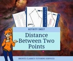 This is a linear relationships activity sheet asking students to compare the length of two pathways using the distance formula. The two pathways (comprised of multiple coordinates) lead to a treasure chest. Fully worked answers are included. Distance Between, Activity Sheets, Treasure Chest, Pathways, Relationships, Students, Activities, Paths, Relationship