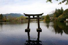 yufuin-torii