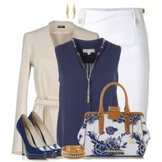Working Girl #31, created by angelysty on Polyvore