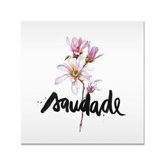 sobre floral, lettering, cartaz, decoração