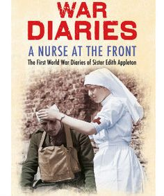 What we are reading this week. This week, a WW1 diary, by a nurse who served in France for the whole of the WW1 conflict.