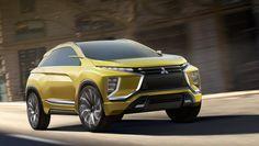 Компания Mitsubishi поделилась изображениями нового электрического концпт-кара. Новинка, получившая название еХ, покажется общественности в этом месяце в рамках на Токийском мотор-шоу.