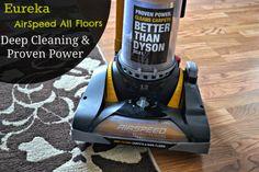 Upgrading to Eureka AirSpeed All Floors vacuum #EurekaPower  #shop