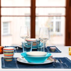 iittala Origo Orange Tumbler Practical enough for everyday use yet beautiful enough for formal gatherings, Alfredo Haberli's award-winning Origo collection is worth stocking your shelves with; though you won't want this beauty hid. Orange Dinner Plates, Love Design, Design Ideas, Unique Wedding Gifts, Kitchen Stuff, Building Design, Tablescapes, Tumbler, Cups